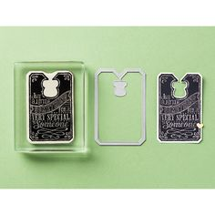 Chalk Talk Clear-mount Bundle - by Stampin' Up!