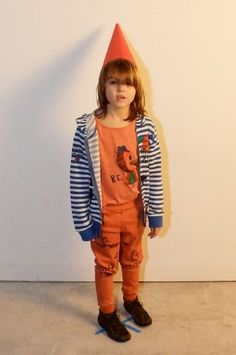 Bobo Choses Autumn / Winter 2014 campaign | www.littlesahou.com