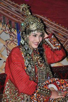 Türkmen kızı