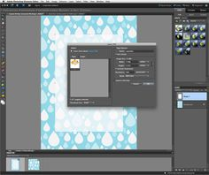 Lauren Likes to Draw: Illustration, Graphic Design and Tips: TUTORIAL: Make Your Own Invites with Photoshop Elements
