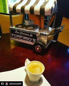 Ideal para un miércoles en #PORFIRIOS #EsDeMéxico #SaborMexicano #finedining #fundishes #Churros #postre #FoodPorn #CDMX #Sibarita #gourmet #cancun #mexico #FelizMiercoles ...... #Repost @arturoca44 with @repostapp ・・・ And follows the post-celebration 🎁🎊🎉🎂 / Dessert 😱😱😱😱