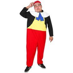 Adult Tweedle Dee Costume