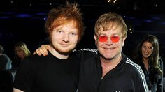 Ed Sheeran's BFF Elton John Warned Him Not to Gain Weight During His Hiatus