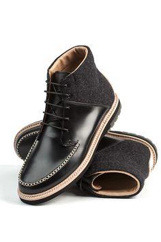 THE BRAYTON - moccasin boot- by Thorocraft