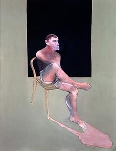 Francis Bacon (British, 1909-1992), Portrait of John Edwards, 1988, Oil on canvas © 2014 The Estate of Francis Bacon / ARS, New York / DACS, London.