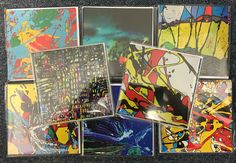 Beautiful Brian Travers Arts card designs