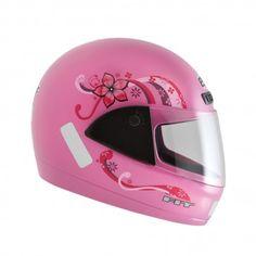Moto Peças e Acessórios - CAPACETE FEMININO EBF 7 FIT ROSA - Capacete - Para Você