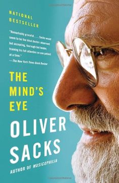"Read ""The Mind's Eye"" by Oliver Sacks available from Rakuten Kobo. In The Mind's Eye, Oliver Sacks tells the stories of people who are able to navigate the world and communicate with othe. Good Books, Books To Read, My Books, Free Books, Oliver Sacks Books, The Mind's Eye, Case Histories, Psychology Books, So Little Time"