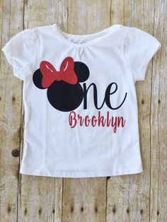 two minnie mouse birthday shirt - I'm two tee - baby's second birthday - minnie mouse birthday - happy birthday shirt - TWO - two tee by shopsimplydarling on Etsy
