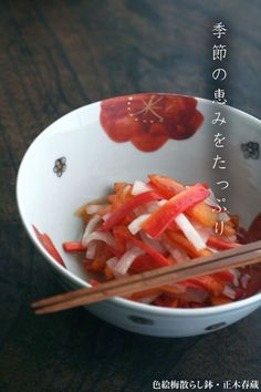 「二日酔いには柿」ってご存じですか? Four Seasons, Japanese Food, Eating Well, Asian Recipes, Side Dishes, Food Photography, Food And Drink, Cooking Recipes, My Favorite Things