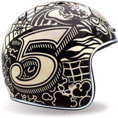 Retro Bell Helmet