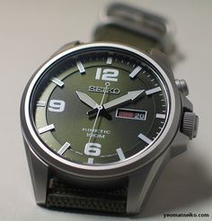 Photos of Seiko Kinetic – SMY141P1   Yeoman's Watch Review