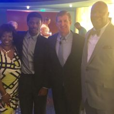 Honored to meet Patrick Kennedy at one of my events.