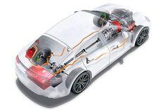 Plugin Porsche Panamera 4 E-Hybrid 2018