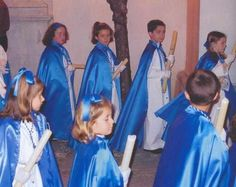 semana santa penitentes - Google Search