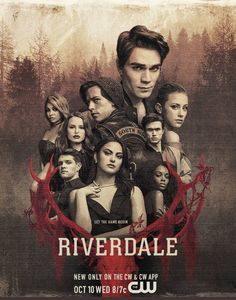 Ready for the return of Riverdale? The season 3 premiere is right around the corner and now the series has just revealed the brand new poster! KJ Apa, Camila Mendes, Lili Reinhart, Cole S… Kj Apa Riverdale, Riverdale Poster, Riverdale Archie, Riverdale Cast, Riverdale Comics, Netflix Series, Series Movies, Tv Series, Anne With An E