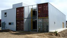 Shipping Container Barn Plans | Alt. Build Blog