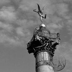 #Bastille #Paris #Angelus Albane L photography