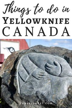 16 Things To Do in Yellowknife. If a sparkling diamond is still a girl's best friend, then a visit to North America's diamond capital is definitely in the stars. Travel Guides, Travel Tips, Travel Plan, Travel Destinations, Yellowknife Canada, All About Canada, Stuff To Do, Things To Do, Canada North