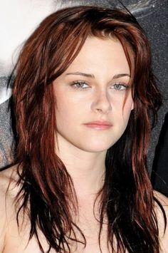 Auburn on Kristen Stewart