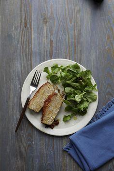 Turkey Meat Loaf #FamilyCircleHealthyFamilyDinners #healthy #comfortfoods