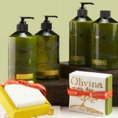 Olive Oil beauty range