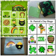 64 st patrick's day printables, food, traditions, and crafts