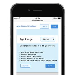 Intego Family Protector for iOS