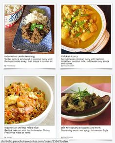 Heroes Day is an important holiday celebrated in Indonesia. The country's local cuisine is takes precedence in the menu, and with many neighboring countries influencing it, it has quite a range of delicacies. Find recipes for this occasion from our food bloggers here at Dishfolio!