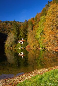 Biaufond, Neuchatel, Switzerland