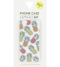 SKINNY DIP - Pineapple iPhone 6 case | Selfridges.com