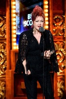 2013 Tony Awards: Cyndi Lauper's 'Kinky Boots' wins best musical   By: Maxine Nelson (Tampa TV Examiner)