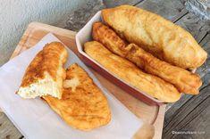 Langoși ca la langoșerie umpluți cu brânză și mărar | Savori Urbane Bread, Breads, Baking, Sandwich Loaf
