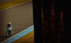 #ValentinoRossi Valentino Rossi: Motegi circuit,Japan Friday,free practice Second shot @mighelon