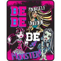 Monster High Bedroom Decor | Monster High Bedding and Bedroom Decor