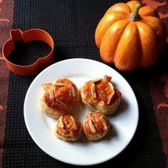 Brie Pumpkin Puffs | Photograzing