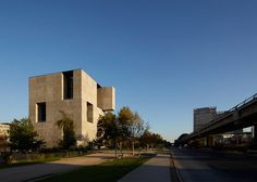Aravena's Innovation Center UC photographed by Cristobal Palma