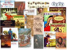 Early American History Intermediate Jumbo Pack - Beautiful Feet Books