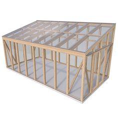 Knoppa 17,5 m² Hybridrum med pulpettak från skånskabyggvaror.se
