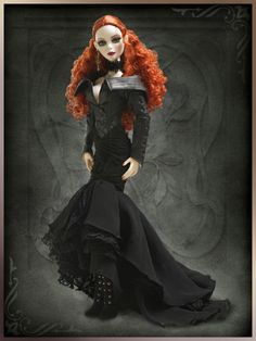 tonner doll evangeline ghastly - Google Search