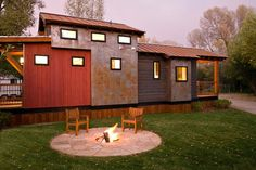 Tiny house communities are seemingly everywhere online, but when it comes to real life are they really a thing? You betcha.: Wheelhaus