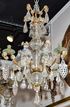 The Dazzling Chandelier: Beautiful Italian Chandeliers ~ Chandeliers Inspiration