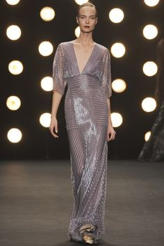 Naeem Khan A/W 14-15 Ready-to Wear