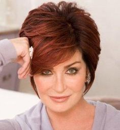 "sharon osbourne hairstyle | Sharon Osbourne is ""devastated"" to hear about her husband's relapse ..."