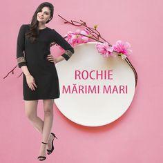 Știm că așteptai rochii mărimi mari, așa că am adus în stoc R722 pe măsuri batal. 💖 http://www.adromcollection.ro/1242-rochie-angro-r722-2.html