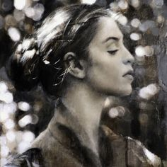 "Untitled Oil on canvas panel 9.5 x 8.75"" (24 x 22cm) 2020   www.fletchersibthorp.com Jon Snow, Oil On Canvas, My Arts, Artworks, Fictional Characters, Instagram, Jhon Snow, John Snow, Fantasy Characters"