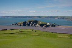 Cream of South Devons Courses Create Glorious Golf Tour in Southern England   The cream of South Devons golf courses have combined to create one of Englands most glorious and scenically-stunning golf trails thanks to the photogenic south Devon coastline that is characterized by charming coves and estuaries and elevated cliff tops that offer panoramic seascapes.   This mouth-watering collection of Thurlestone Teignmouth East Devon and Bovey Castle have all been designed by some of golfs most…