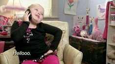 First of all, she answers the phone like the true diva she is. | 26 Reasons Honey Boo Boo Is Still A National Treasure
