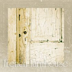 Rustic Art, weathered door, peeling paint, crackled paint, key hole,... (£12) ❤ liked on Polyvore featuring home, home decor, wall art, distressed wood wall art, black home decor, black wall art, photo wall art and peelable wall art
