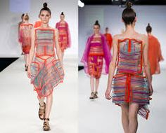 Image result for images of geometric patterns in knit wear